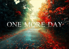 One More Day Font