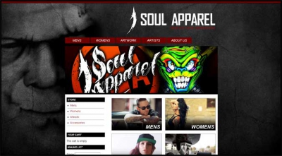 1 Soul Apparel launched!