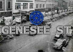 Genesee St Font