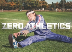 Zero Athletics Font