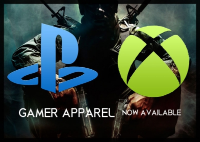 Gamer Tshirts and Apparel!