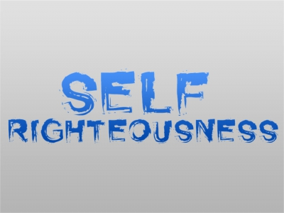 Self Righteousness Font