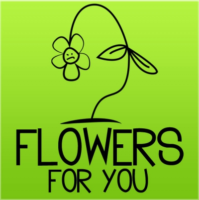 Flowers for YOU font *new 2014*