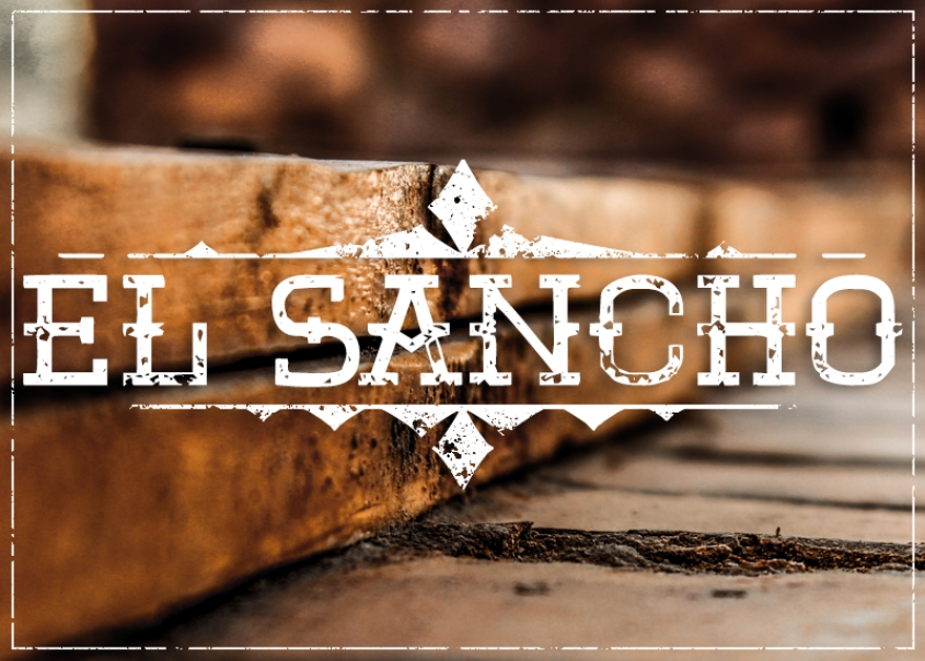 5686c09453e68 Chris Vile Fonts - El Sancho Font