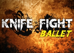 Knife Fight Ballet Font